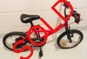 Btwin Bike for kids