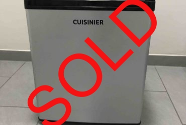 Cuisinier 38 Litre Zero DB Silent Mini Fridge